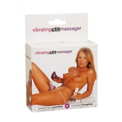 VIBRATING CLIT MASSAGER DE...