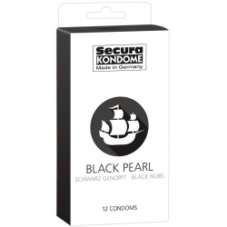 "PRESERVATIFS ""BLACK PEARL""..."