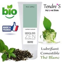 Mixgliss Zen comestible au Thé Blanc