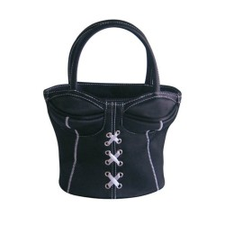"SAC A MAIN BUSTIER ""PARIS..."