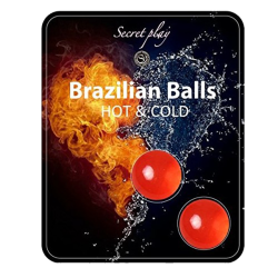 BRAZILIAN BALLS 2 EN 1...