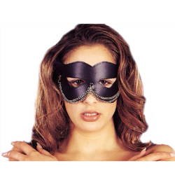 "MASQUE NOIR DE ""JOYCE JONES"""