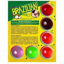 BRAZILIAN BALLS  2 EN 1 DE...