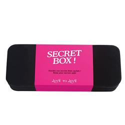 "SECRET BOX DE ""LOVE TO LOVE"""