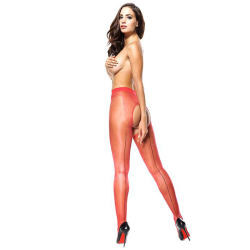 COLLANTS OUVERTS ROUGE DE...