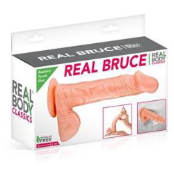 "REAL BRUCE DE ""REALBODY"""
