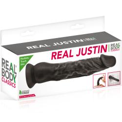 """REAL JUSTIN NOIR DE """"REALBODY"""""""