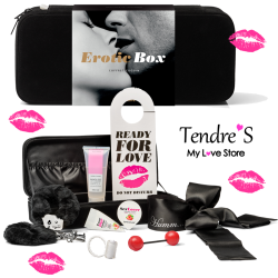 "COFFRET EROTIC BOX DE ""LOVE..."