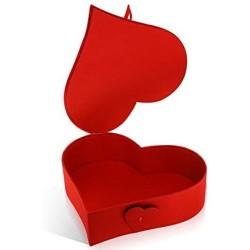 """BOITE COEUR DE """"LOVE TO LOVE"""""""